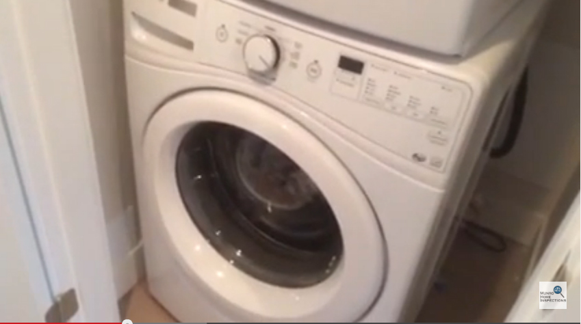 Laundry Machine Upgrade